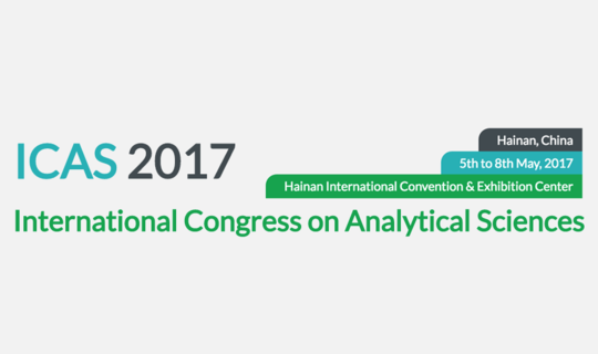 2017 International Congress on Analytical Sciences