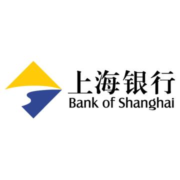 上海银行logo素材