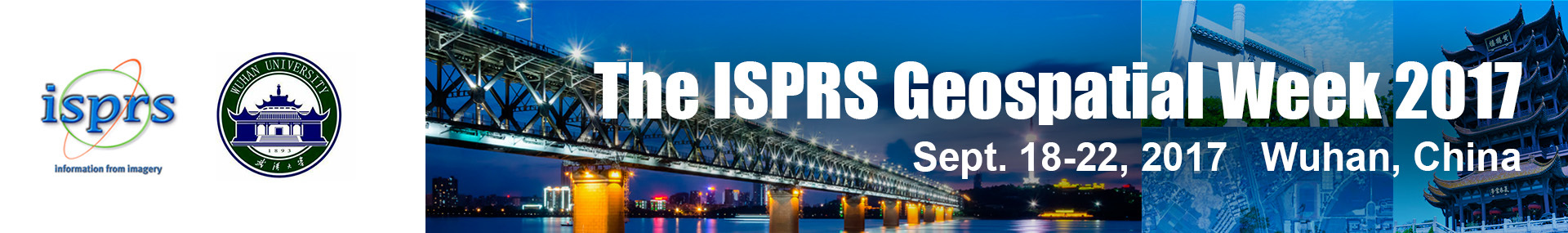 The ISPRS Geospatial Week 2017