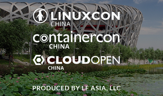 LinuxCon + ContainerCon + CloudOpen China 2017