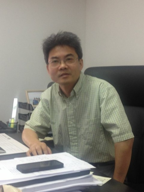 恒瑞医药, 副总经理曹国庆