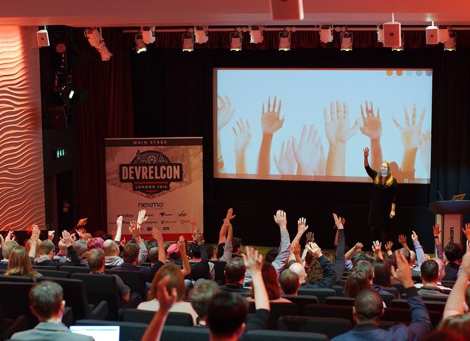 DevRelCon Beijing 2017