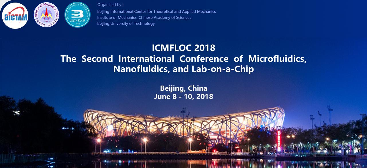 TheSecond International Conference of Microfluidics, Nanofluidics, and Lab-on-a-Chip