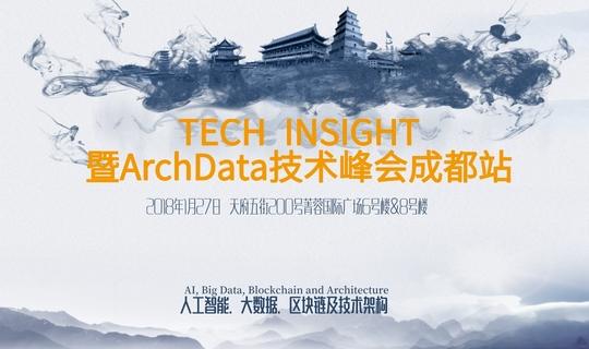 ArchData技术峰会成都站