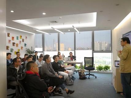 Clojure 深圳 meetup-web服务应用的构建