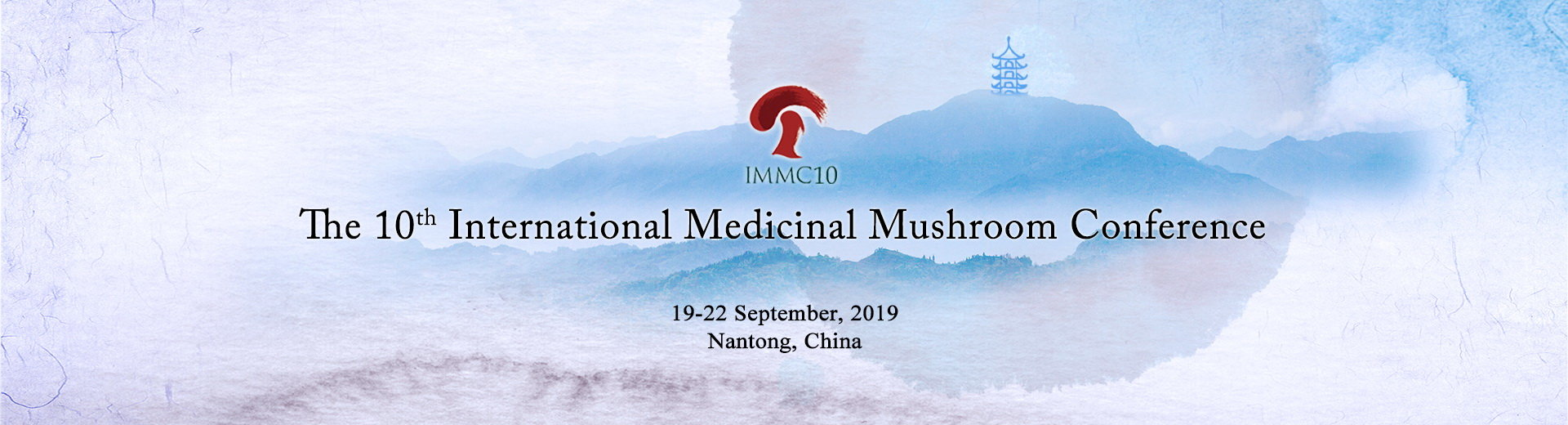 The 10th International Medicinal Mushroom Conference