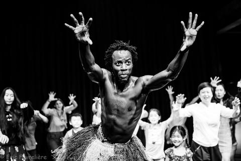 【非洲舞课程】Back to African Roots 猫角工作室x阿蓓舞团 非洲舞特别课 2019春季课程(西非舞蹈专题)