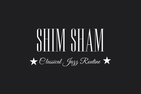 【五一工作坊】Let's Shim Sham Shimmy! 十六个八拍环游世界的经典独舞编舞