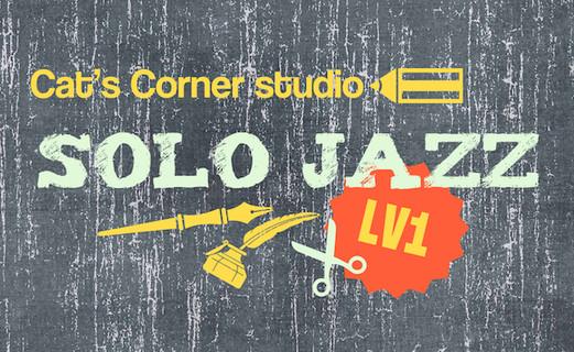 【Solo Jazz Level 1】短期集中班|爵士独舞基础课程 06.29