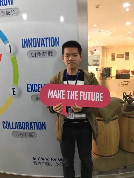 Intel大数据技术团队软件工程师黄凯