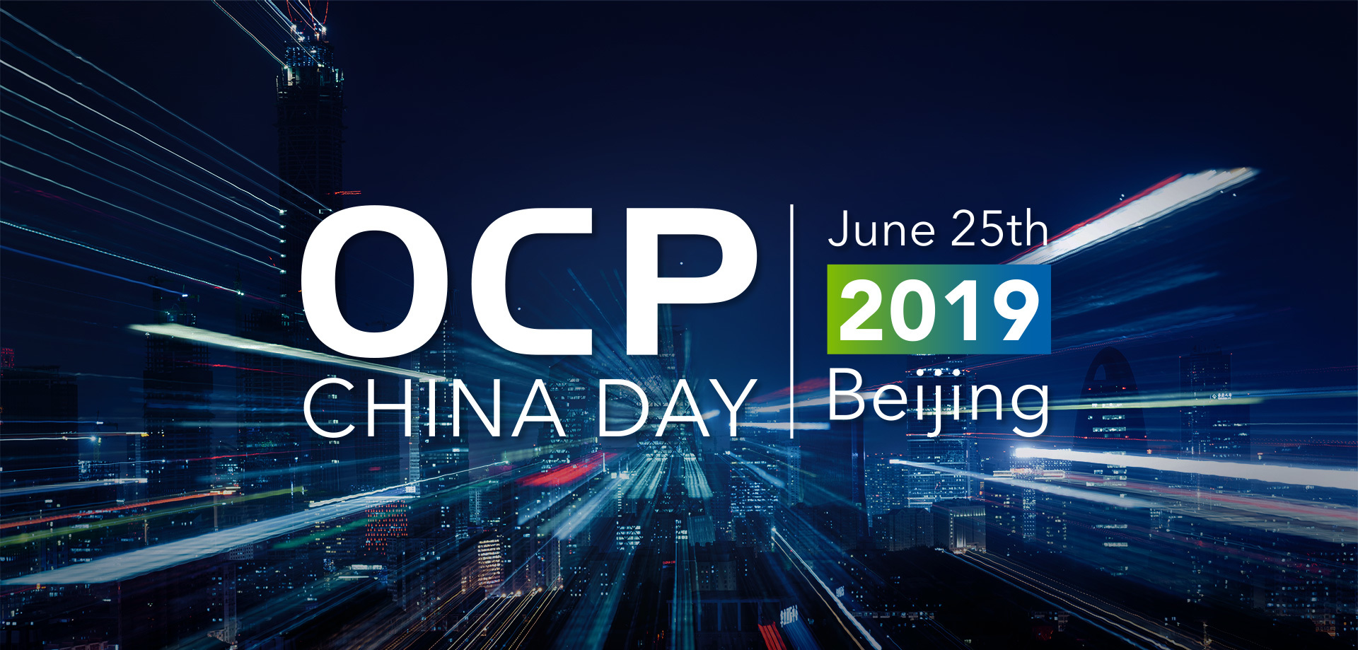 OCP China Day