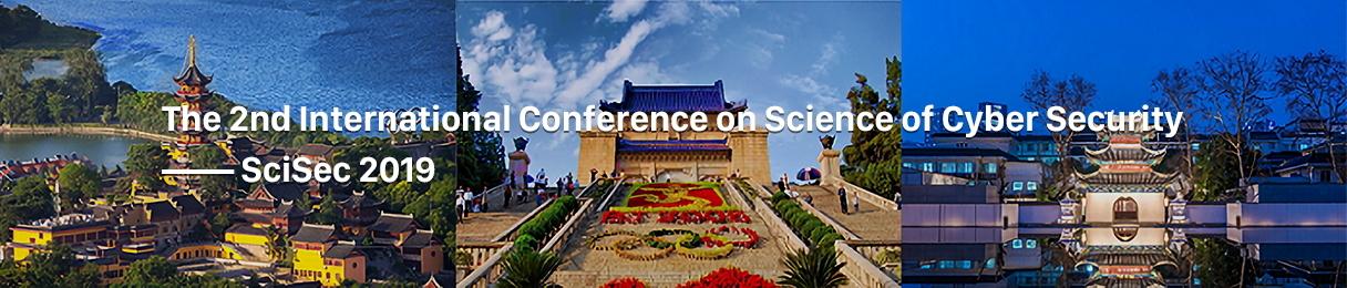 SciSec 2019