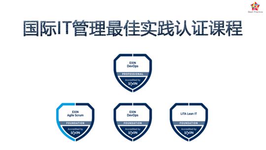 国际IT管理最佳实践认证课程