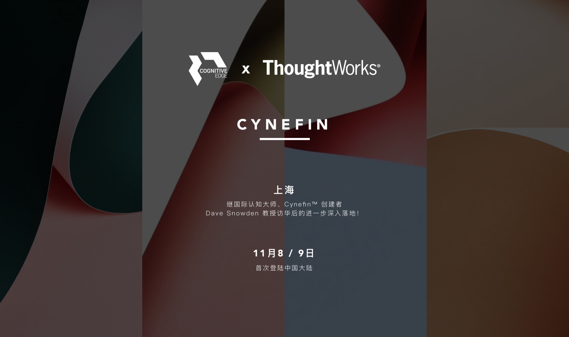 Cynefin™ Practitioner Foundations(上海)培训课程