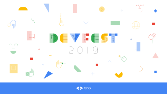 GDG西安 DevFest 2019
