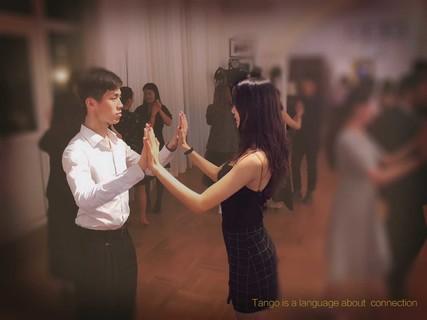 一步之遥|阿根廷Tango体验