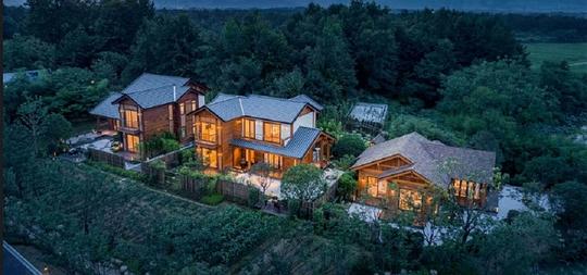 筑木而居-助力特色文旅康养产品