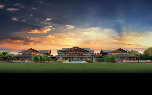 走进滇南福地-经典木结构酒店度假产品游学团