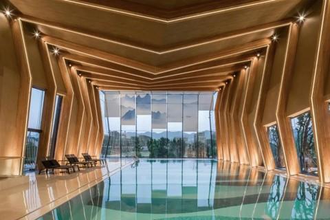 木健中国—促进现代木结构建筑在文旅康养产业的应用