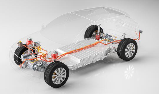 混合动力变速箱系统分析和设计