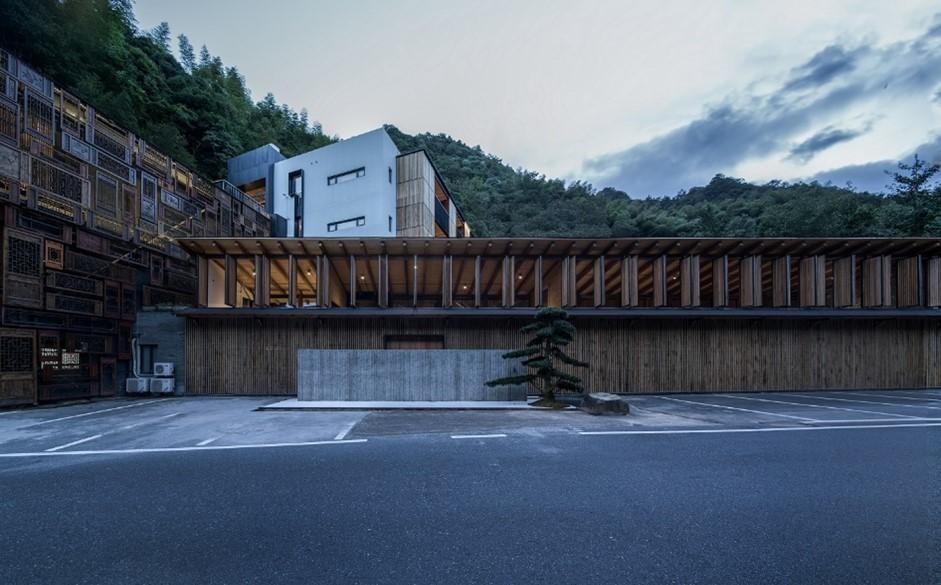 浙江装配式木结构考察之旅