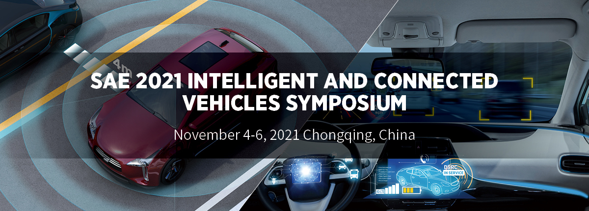 SAE 2021  Intelligent and Connected Vehicles Symposium